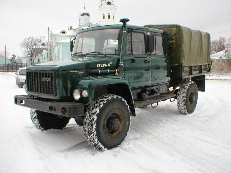 Продажа бортовых автомобилей Газ в Мурманске.
