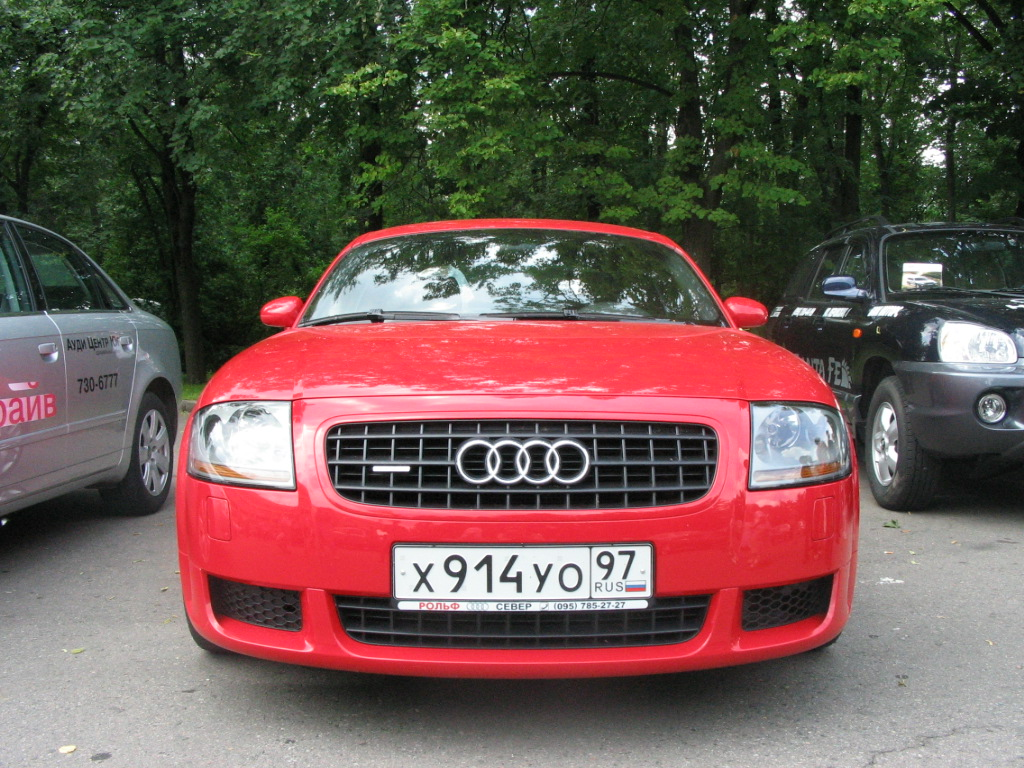 цЮКЕПЕЪ Auto Wallpapers Audi Tt